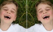 Принц Джордж на 6 - без зъбче, но по-сладък от винаги