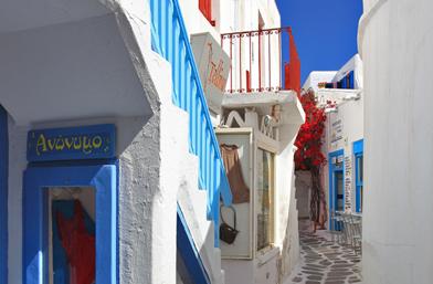 Остров Миконос - малката Венеция на Гърция