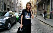 Sofia Street Style: Belle de Jour - не с Катрин Деньов, а с Бел Хинова