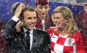 Как го прави Колинда Грабар-Китарович: Хърватия не я преизбра, но ние помним