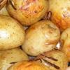 Гениални прости неща - Цели печени картофи. На фурна.