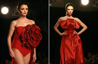 Топ модели дефилираха в уникални тоалети на български дизайнери