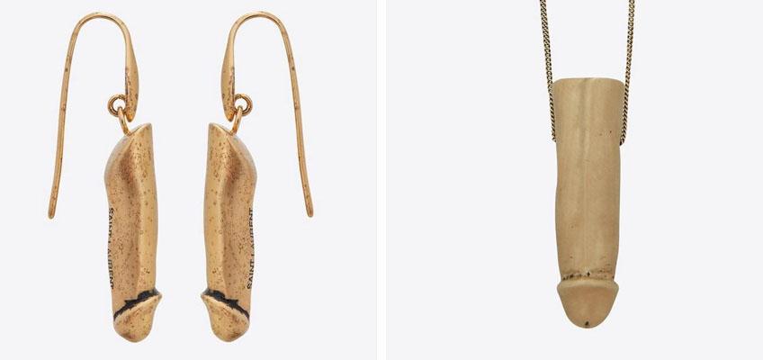 Този ясен обект на желанието: Фалосите на Saint Laurent