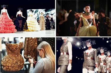 McQueen в детайли - 2 минути в бекстейджа на шоуто пролет-лято 2013