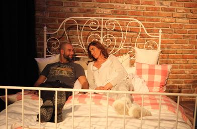 Петъчна доза СЕКС: Нина Палмиери и Дидо от Д2 в едно легло