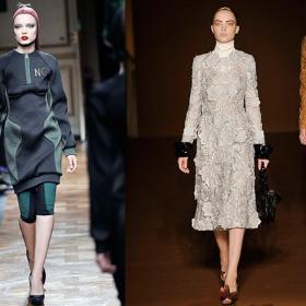 Новите лица на модата - Наталия Чибаченко