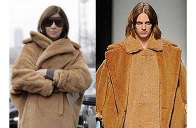 Виктория Бекъм, Карин Ройтфелд, Карли Клос, Кейт Мос. И всички те вече в модели от есен-зима 2013