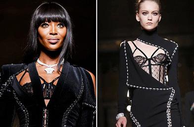 PFW: Силният старт на Versace, великолепната колекция и Наоми Кембъл на подиума