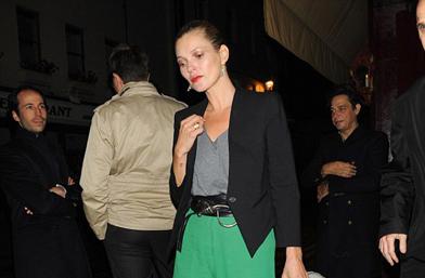 4 октомври, петък - Кейт Мос