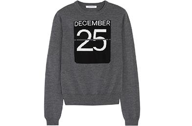 Коледен пуловер JWAnderson