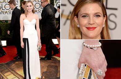 """Всички носят - бижутата Chanel на наградите """"Златен Глобус"""" 2014"""
