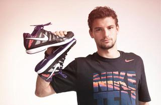 Григор Димитров, Шарапова и Надал в реклама на Nike
