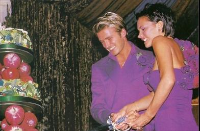 15 години семейно щастие отпразнуваха Виктория и Дейвид Бекъм
