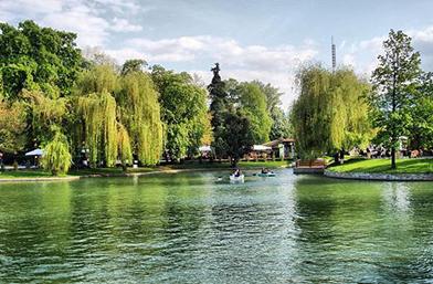Throwback Thursday: 10-те парка и градинки в София, в които ЛЯТОТО има друг вкус