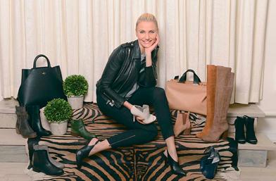 В обувките на Камерън Диас, или актрисата за Pour La Victoire