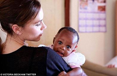 Виктория Бекъм взе сериозно призванието си на посланик на ООН