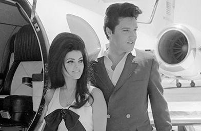 Частните самолети на Елвис Пресли на търг