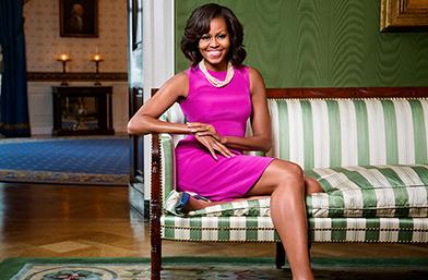 Love to quote: 7 зареждащи цитата за по-богата седмица от Мишел Обама