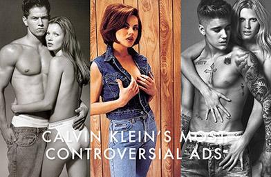 Throwback Thursday: Calvin Klein - дози секс и скандал през годините