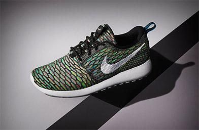 Nike Roshe Flyknit: Повече с по-малко