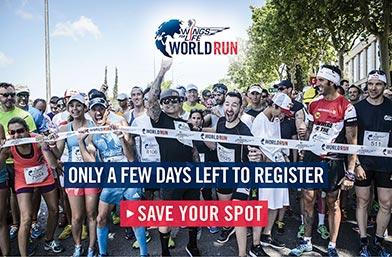 """Световното благотворително бягане """"Крила за живот"""" - WINGS FOR LIFE WORLD RUN се провежда за втори път – включете се и вие!"""