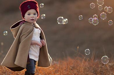 Балончетата, с които Тео Bebe се грижи за вашето бебе