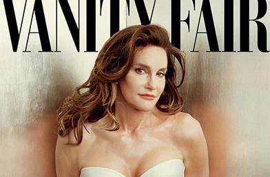 Превърналият се в жена татко на Ким Кардашиян на корицата на Vanity Fair