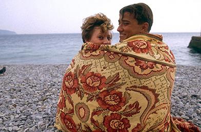 Миналото: как изглежда плажуващия по времето на развития социализъм в СССР