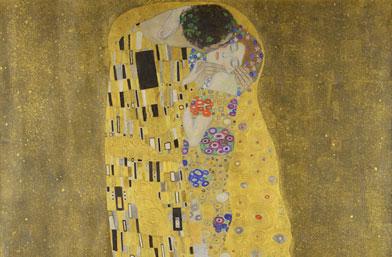 Жената в злато – кой стои зад бохемските рокли в картините на Климт