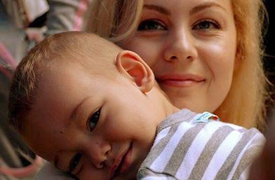 Мигът, който промени живота ми, беше този, в който видях очите на сина си за първи път. Той беше най...