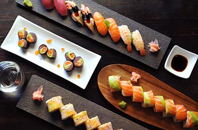 Най-вкусните ресторанти на София. Поздрав от Изтока - The Sushi Bar