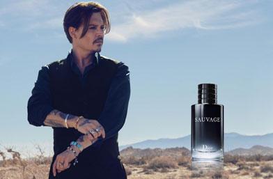 Джони Деп е новото лице на Dior Sauvage