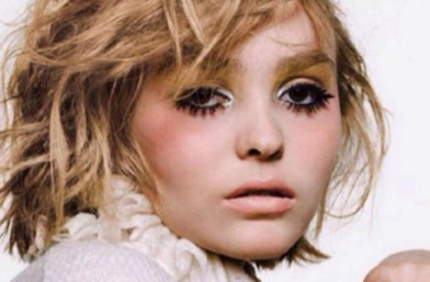 Лили-Роуз Деп дебютира във Vogue