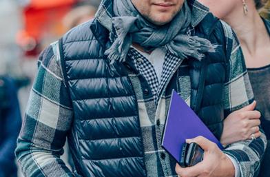 Men's Exhibit: Стил урок за МЪЖЕ. Gilets, или Down vests, и как е добре да ги носят