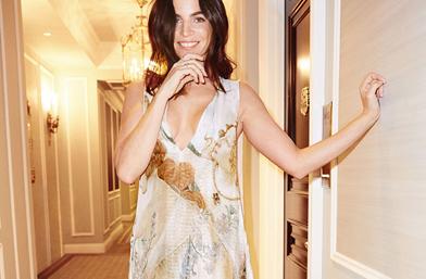 Джулия Рестуан-Ройтфелд за H&M Conscious Exclusive