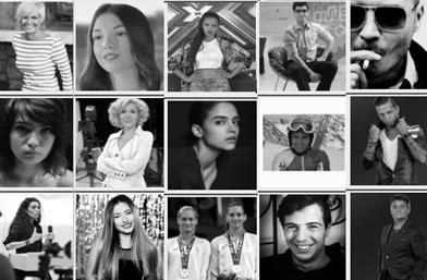 Топ 50 на най-красивите българи за 2015-та година