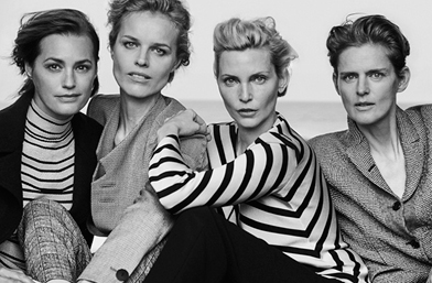 We love: Рекламната кампания на Giorgio Armani - New Normal