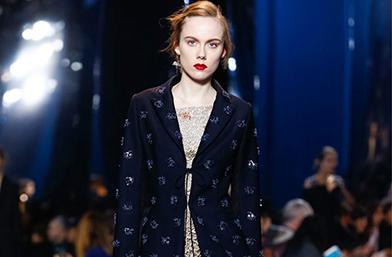 Седмица на висшата мода в Париж: Christian Dior Haute Couture, пролет 2016