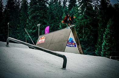 Топ сноубордисти, впечатляващо трасе и награден фонд от над 8000лв. този уикенд на Red Bull Fragments