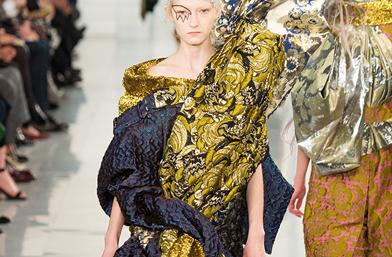 Седмица на висшата мода в Париж: Maison Margiela Haute Couture, пролет 2016