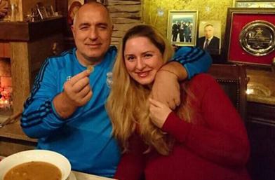 Бойко Борисов стана дядо