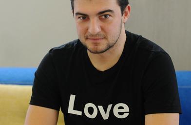 Говори ми за ЛЮБОВ: Александър Шпатов