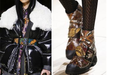 LFW: Глем рокът с гумени ботуши на Кристофър Бейли за Burberry есен/зима 2016
