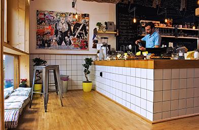 Добрият малък бизнес: Свежи, цветни, вкусни и с любов във Фабрика Дъга!