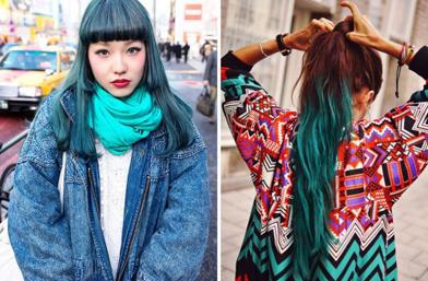 Dare U - Косата в цвета на денима