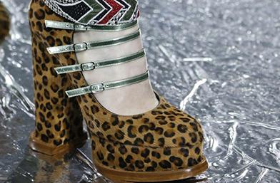 LFW: Обувките. Най-добрите модели от Лондонските дефилета