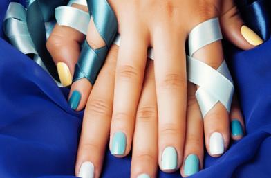 Как да обличаме правилно ноктите си