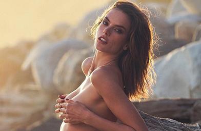 Звезден Instagram на седмицата: Алесандра Амбросио, Линдзи Лоън, Ирина Шейк и още...