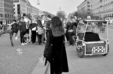 Разходи се с мен... в Берлин, ден 1