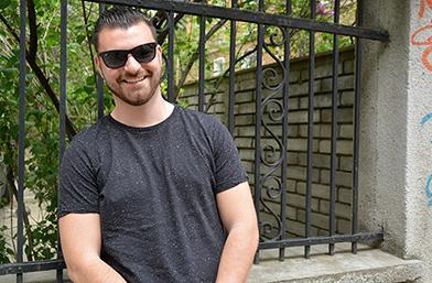 3+3 въпроса към едно градско момче: Мартин Владички